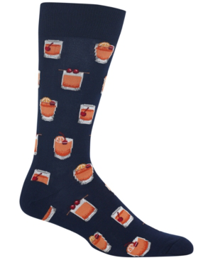 Hot Sox Men's Socks, Old Fashioned