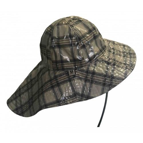 Belstaff Camel Hat