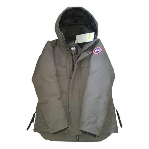 Canada Goose Expedition Grey Jacket