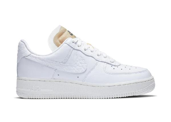 Nike Air Force 1 07 LX Bling White Onyx | CZ8101-100