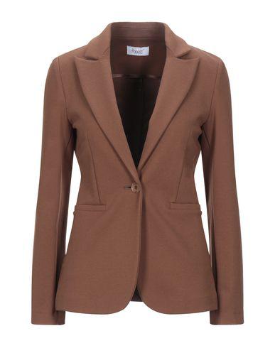 Hopper Sartorial Jacket In Brown