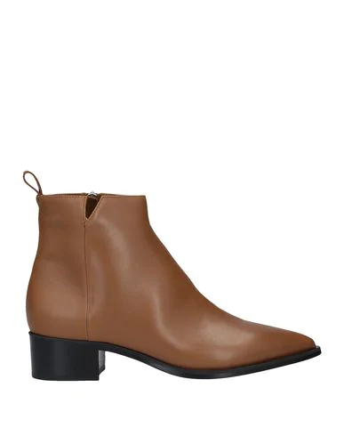 Pomme D'or Ankle Boot In Camel