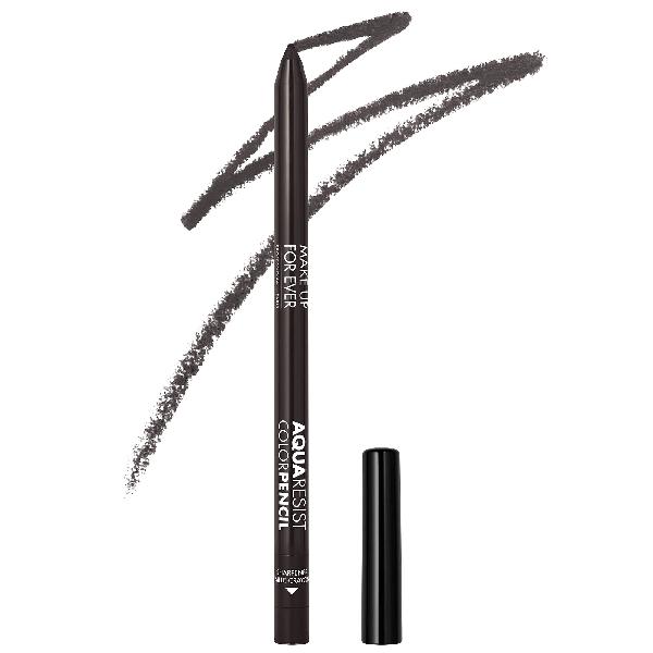 Make Up For Ever Aqua Resist Color Pencil Eyeliner 03 Iron .042 oz / 0.5 G