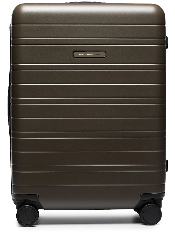 Horizn Studios Green H5 Rolling Cabin Suitcase