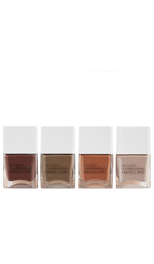 Nails.inc Keep It Tonal Quad In N,a