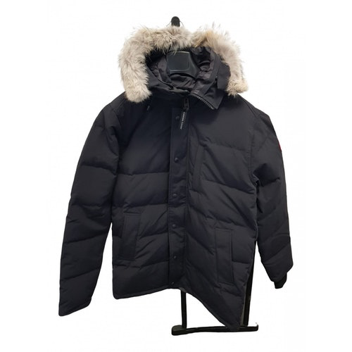 Canada Goose Chilliwack Navy Coat