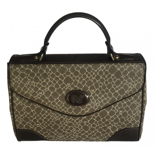 Nina Ricci Brown Handbag