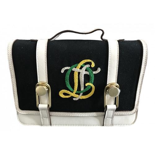Olympia Le-tan White Leather Handbag