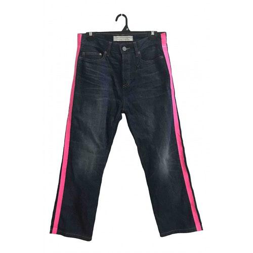 Marc By Marc Jacobs Blue Denim - Jeans Jeans