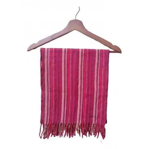 Paul Smith Multicolour Wool Scarf