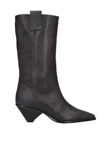 Alysi Boots In Steel Grey