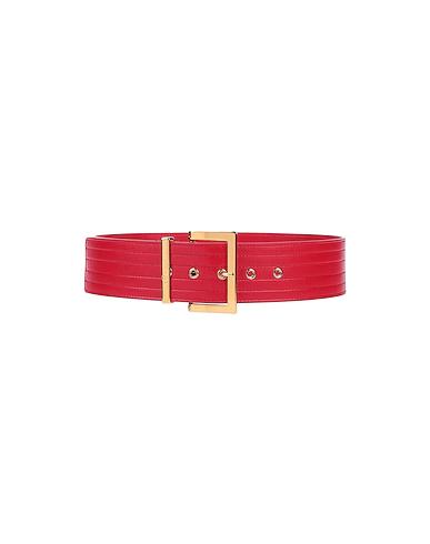 Ottod'ame High-waist Belt In Red