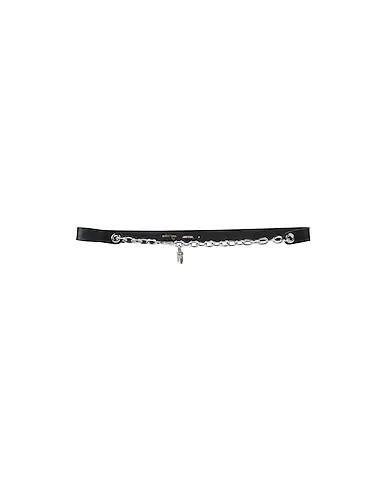 Ottod'ame Regular Belt In Black