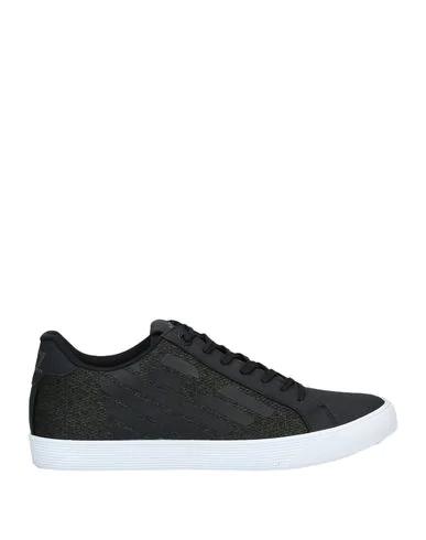 Ea7 Sneakers In Black