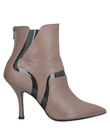 Gianni Marra Ankle Boot In Sand