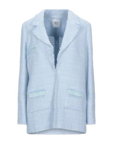 Weill Sartorial Jacket In Sky Blue