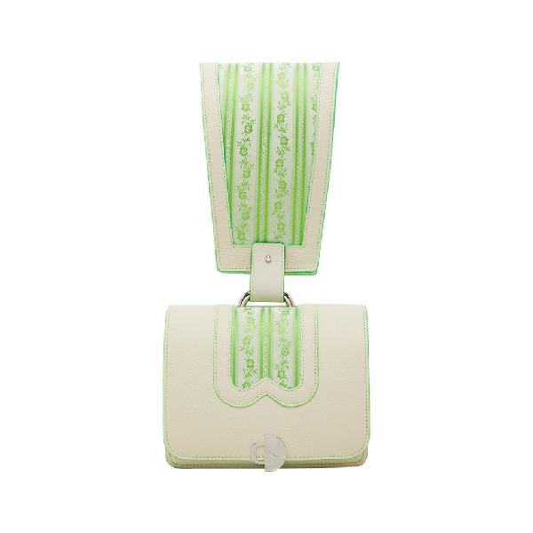 Chiara Daverio Glo Glon In White And Green