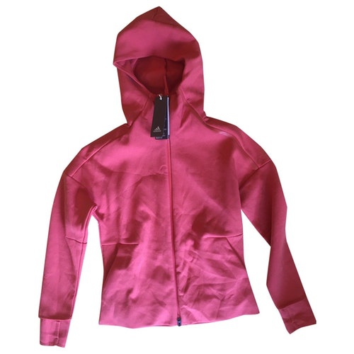 Adidas Originals Pink Cotton Knitwear
