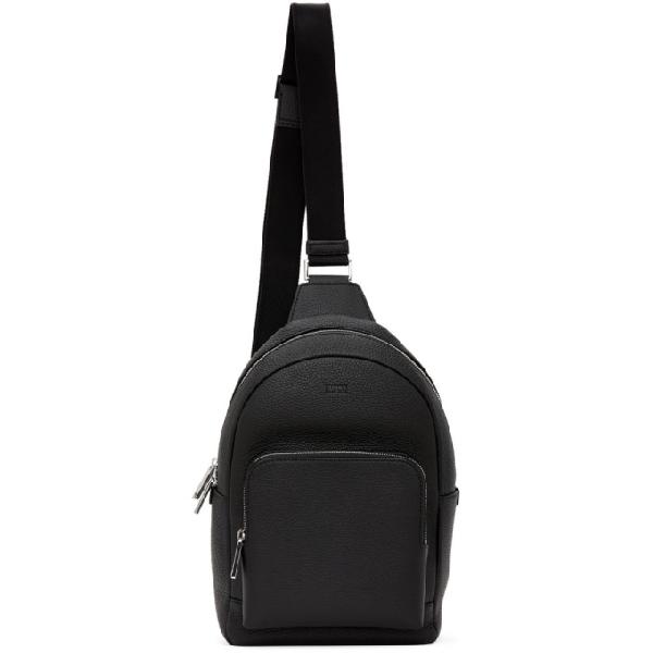 Hugo Boss Boss Black Crosstown Single-strap Backpack
