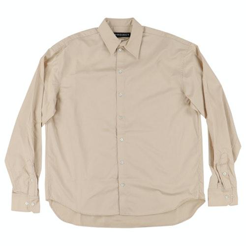Y/project Beige Cotton  Top
