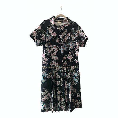 Wunderkind Silk Dress