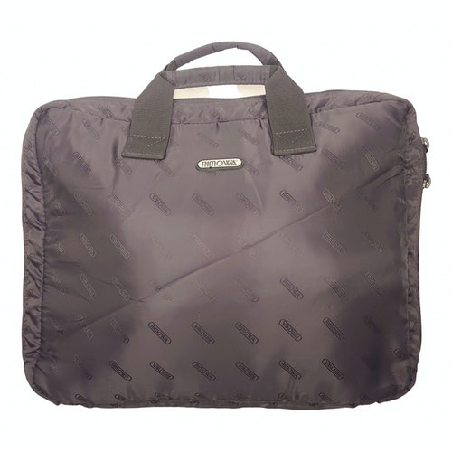 Rimowa Black Bag
