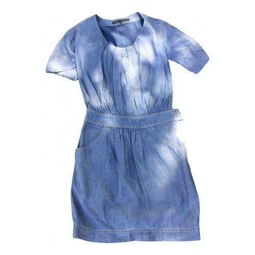 Barbara Bui Blue Denim - Jeans Dress