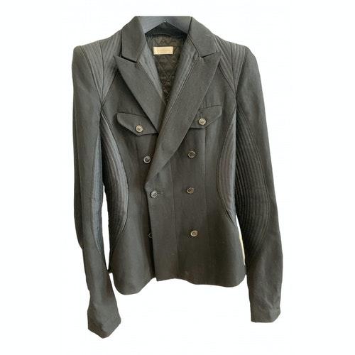 Wunderkind Black Cotton Jacket