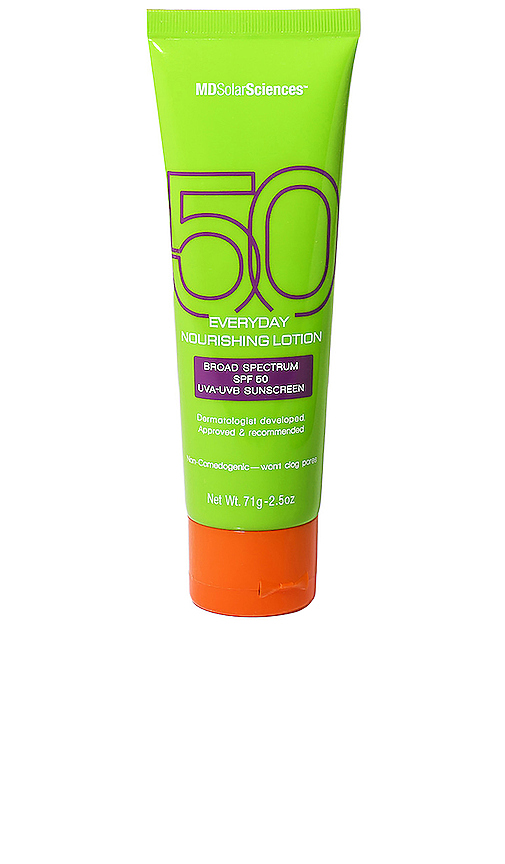Mdsolarsciences Everyday Nourishing Lotion Spf 50 In N,a