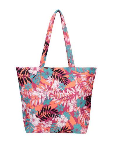 Seafolly Shoulder Bag In Fuchsia