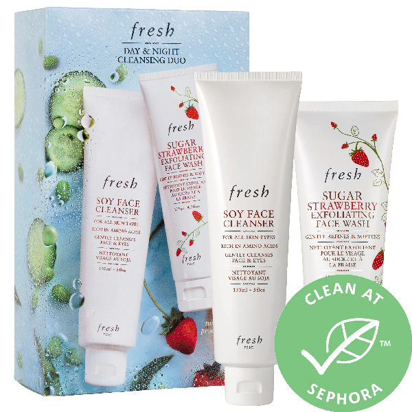 Fresh Day & Night Cleansing Duo