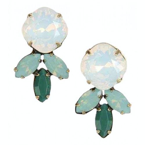 Dannijo Multicolour Metal Earrings