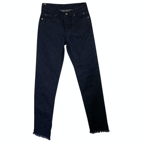 Alyx Blue Cotton Jeans