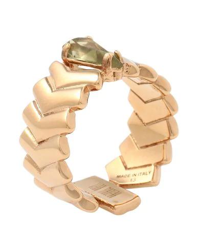 Leda Madera Ring In Gold