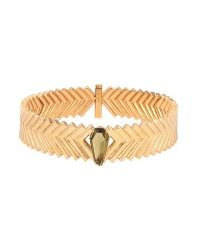 Leda Madera Necklace In Gold