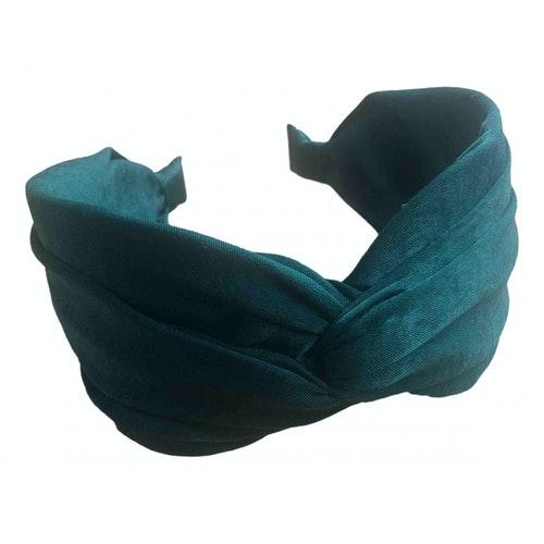Lululemon Green Cloth Hair Accessories