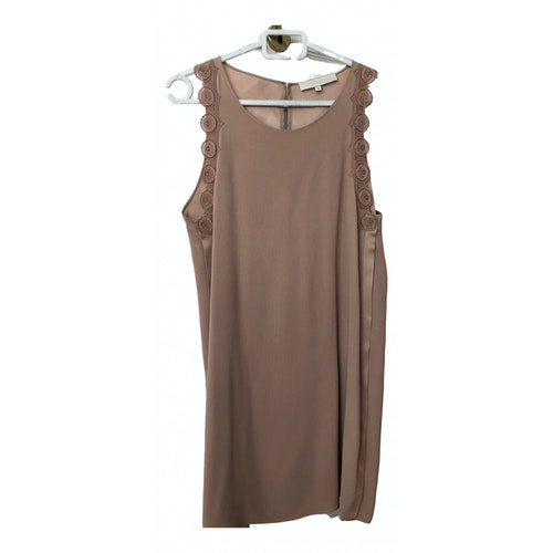 Vanessa Bruno Beige Dress