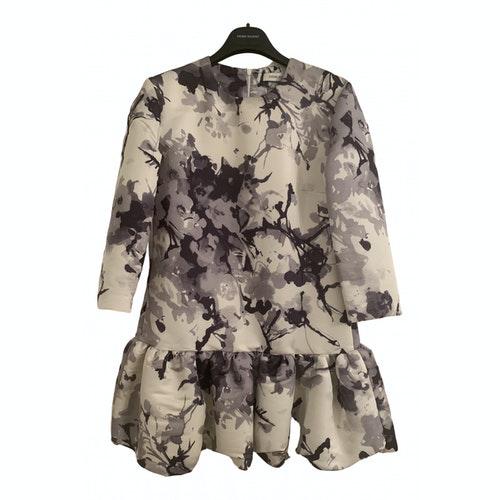 Pierre Balmain Grey Dress