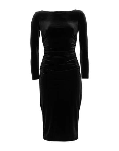 Hopper Knee-length Dress In Black