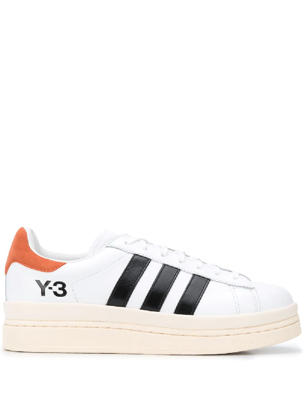Y-3 Fx1747 Hicho Sneaker White Black Red