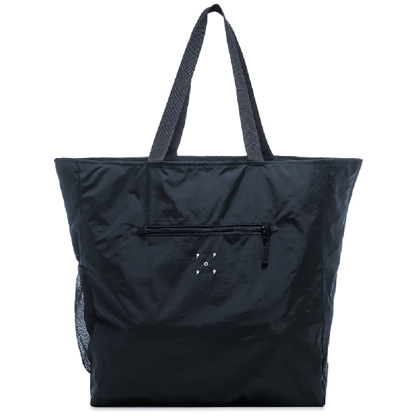 Pop Trading Company Pop Trading Company Tote Bag In Blue