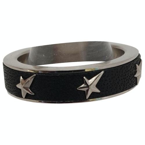 Mugler Black Steel Jewellery
