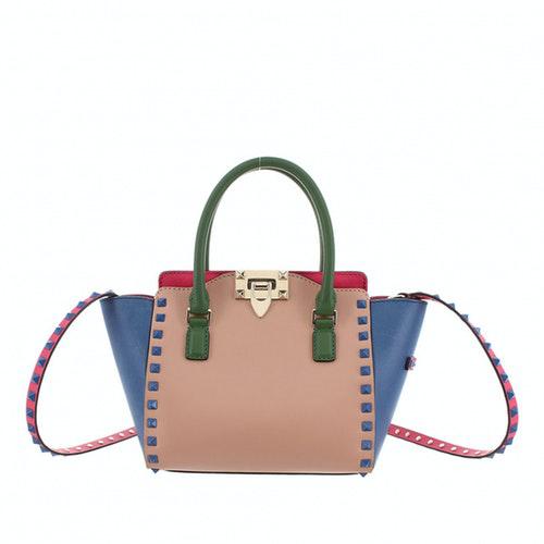 Valentino Garavani Pink Leather Handbag