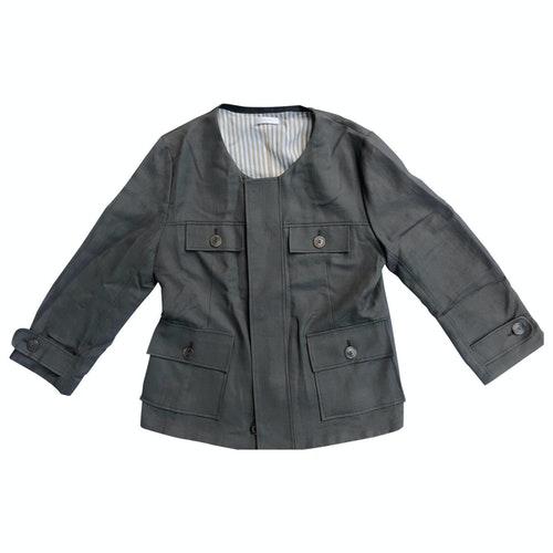 Wunderkind Green Wool Jacket