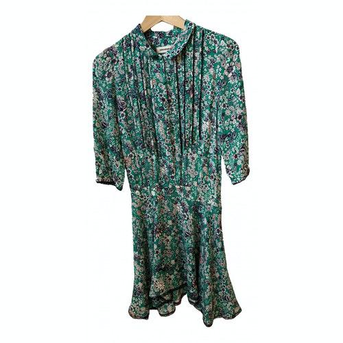 Zadig & Voltaire Green Dress
