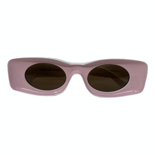 Loewe Pink Sunglasses