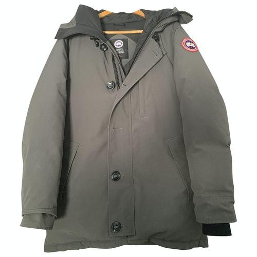 Canada Goose Grey Coat