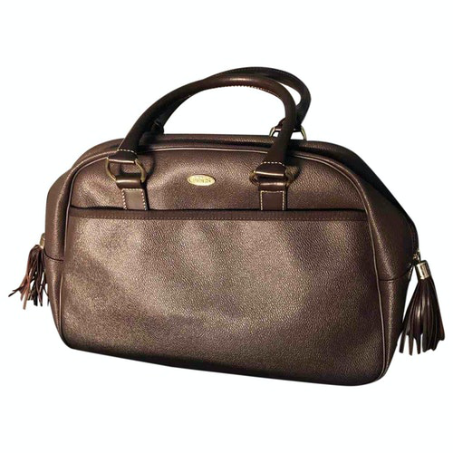 Bric's Brown Leather Handbag