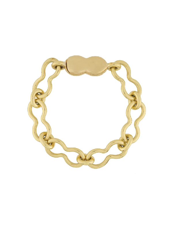 Ellery Chain-link Bracelet In Gold