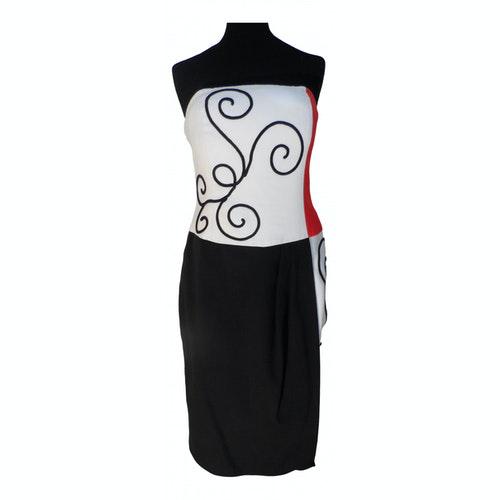 Pierre Balmain Multicolour Cotton Dress